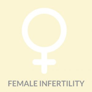 Female Infertility icon