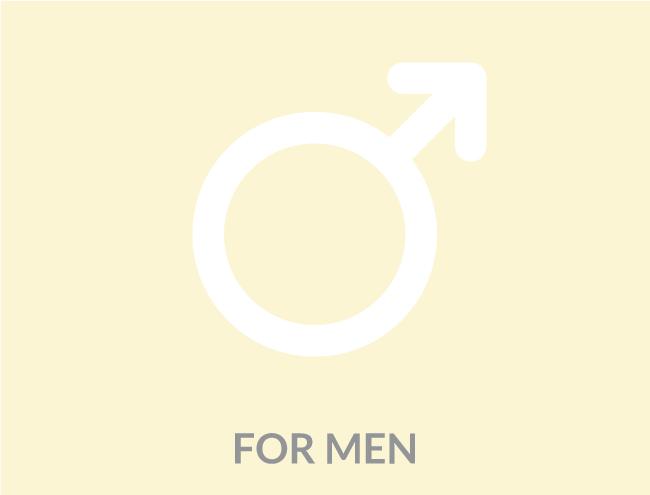 For Men Icon