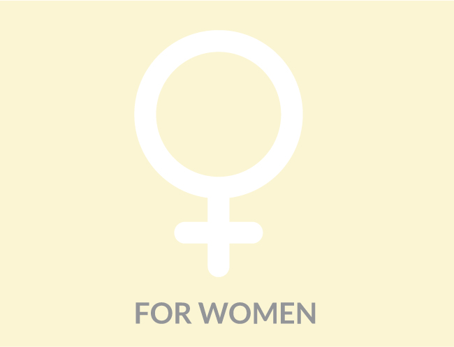 For Women Icon