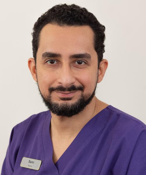 Dr Sami Almusawa