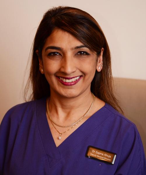 Dr Sapna Ahuja